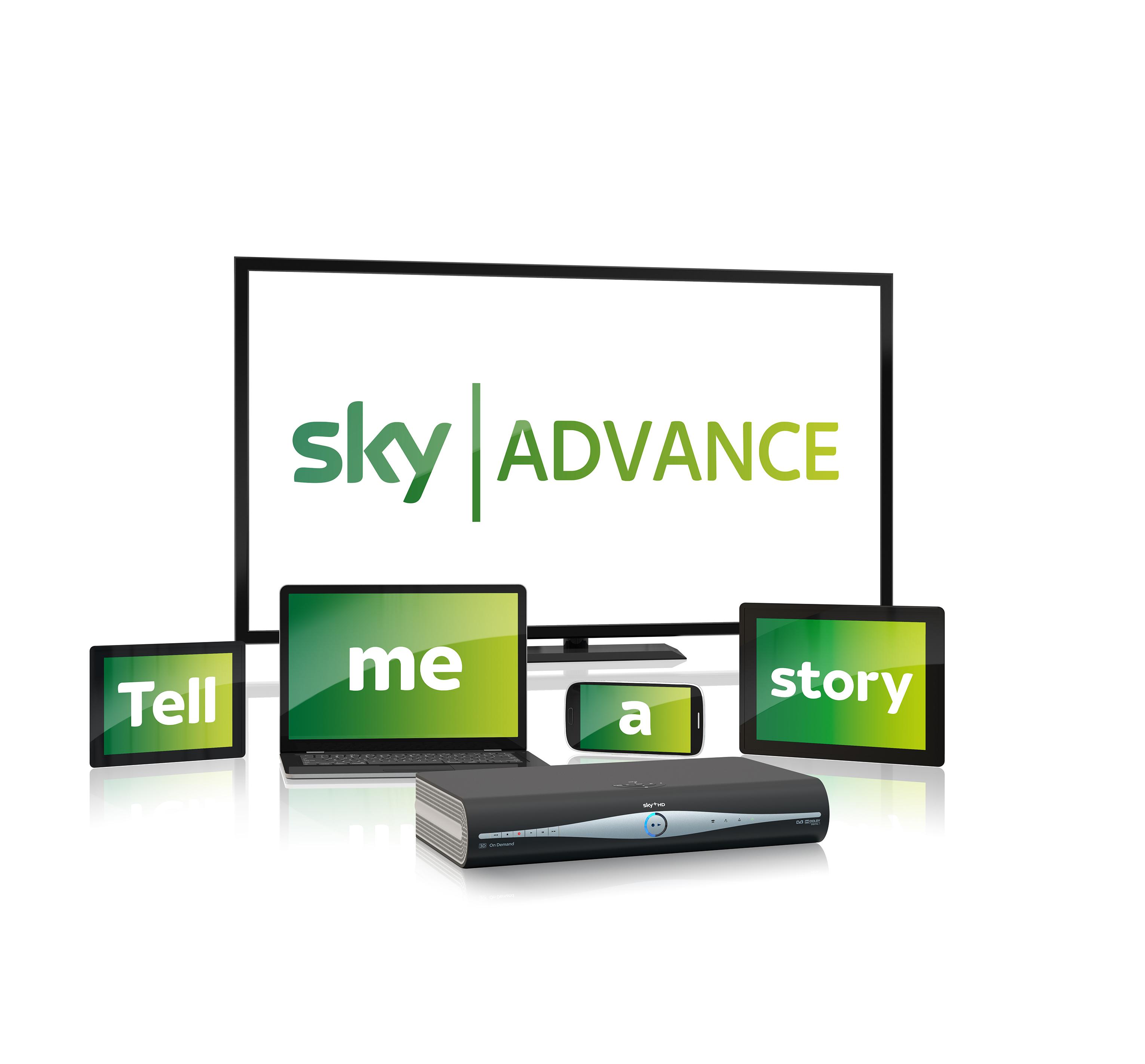 Sky AdVance
