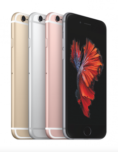 Apple's iPhone 6s