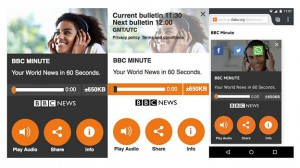 BBC Minute Catch-up