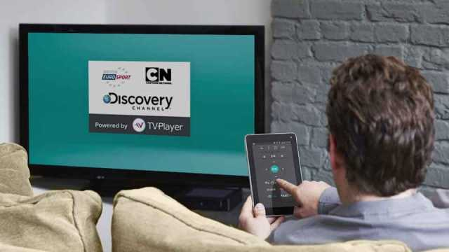 EE TV TVPlayer channels