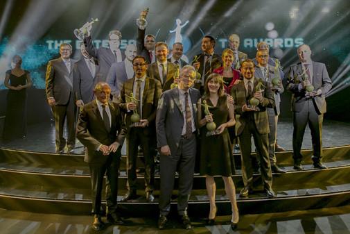 Eutelsat awards