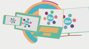 ITV Hub branding
