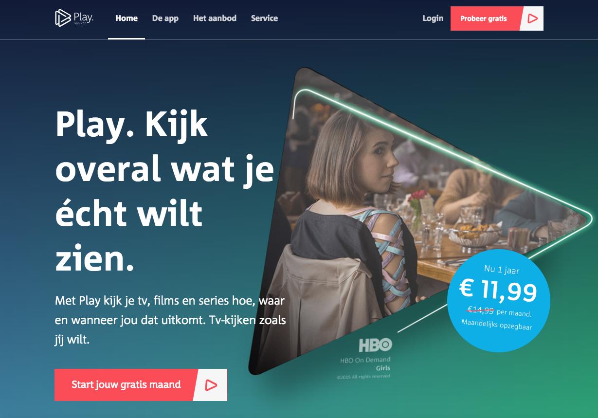 Kpn To Shut Down Kpn Play Due To Insufficient Demand Digital Tv
