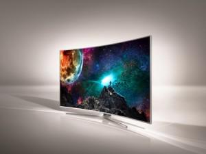Samsung's JS9500 SUHD TV