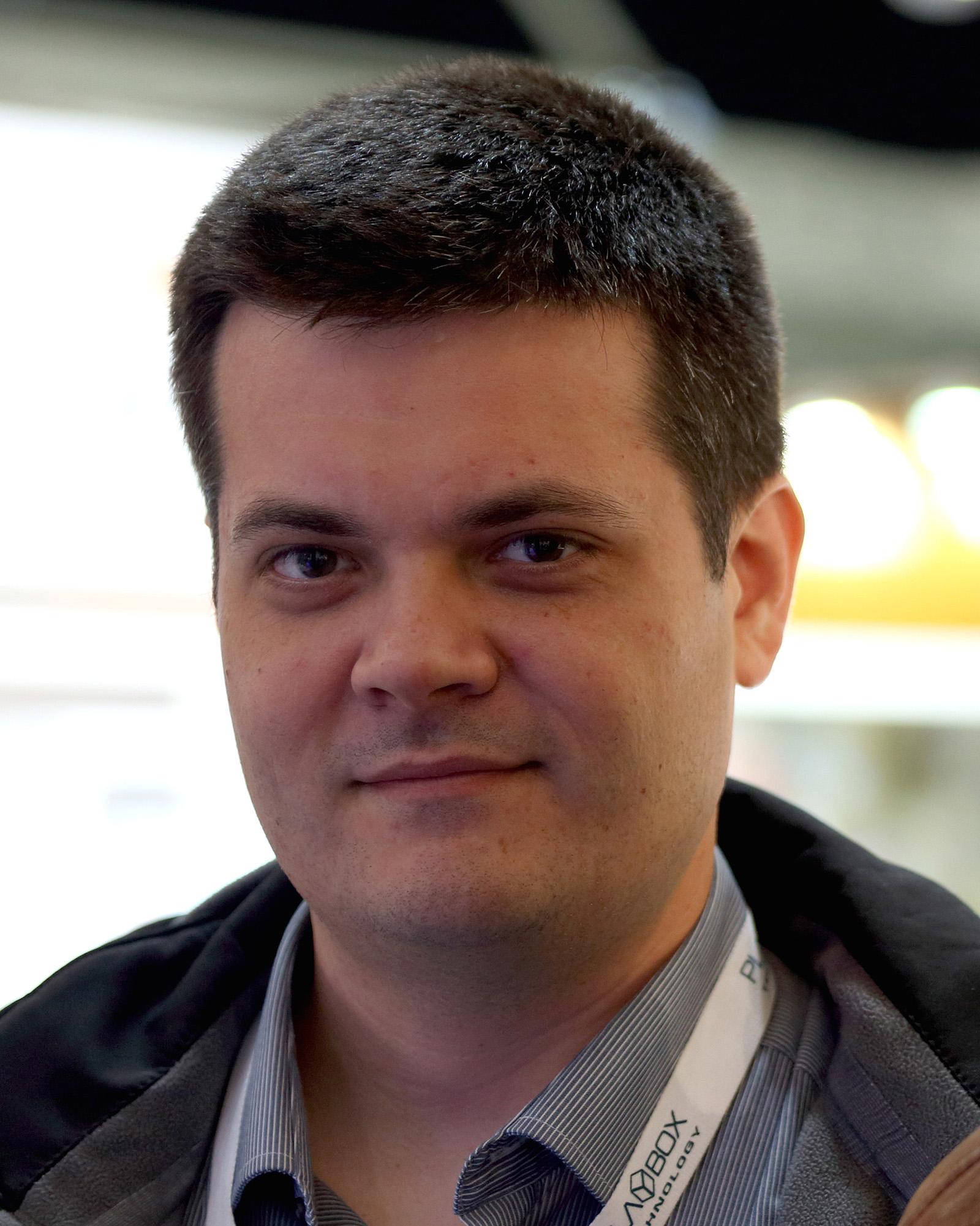 Sunny Petkov
