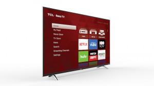 TCL's 4K UHD Roku TV