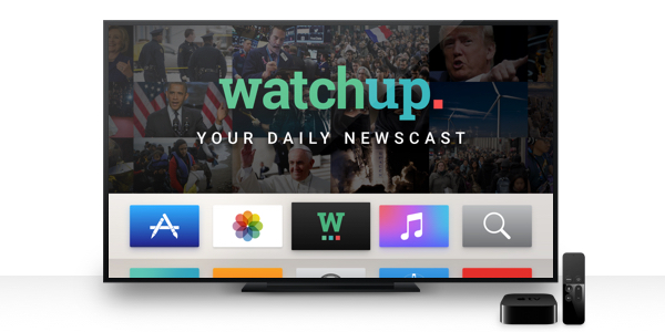 Apple TV Watchup