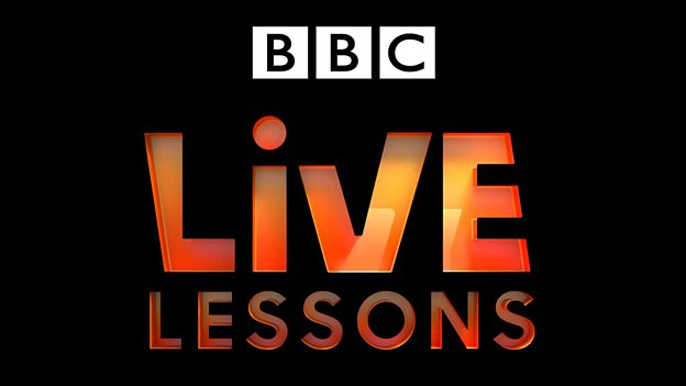 BBC Teach live lessons
