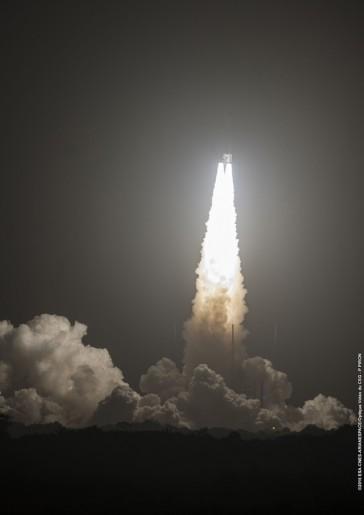 Intelsat 29e Arianespace
