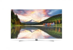 LG's new UH9500 TV