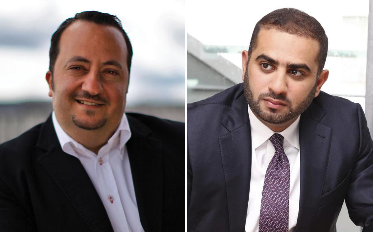 Rani Raad & Yousef Al-Obaidly
