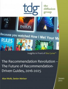 TDG- The Recommendation Revolution