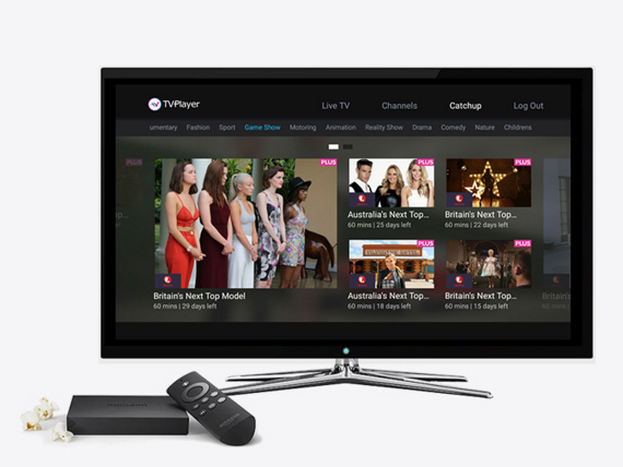 TVPlayer Amazon Fire