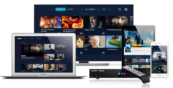 TalkTalk svod