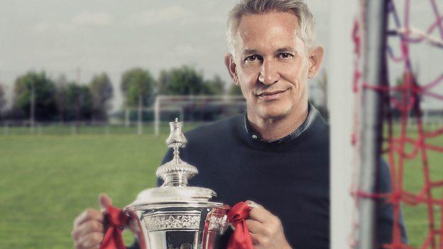 bbc gary lineker fa cup