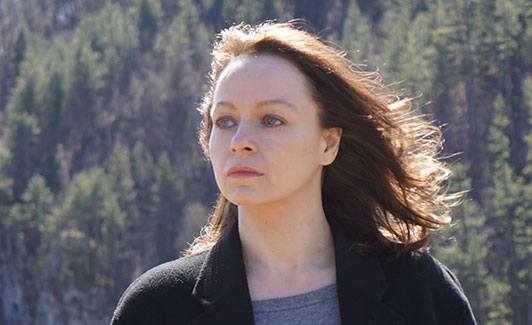 Samantha Morton in The Last Panthers