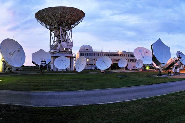 Eutelsat teleport rambouillet