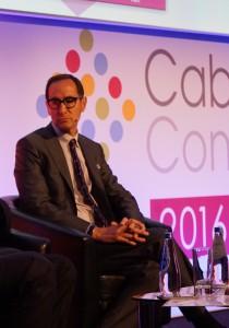 Josh Sapan at Cable Congress 2016