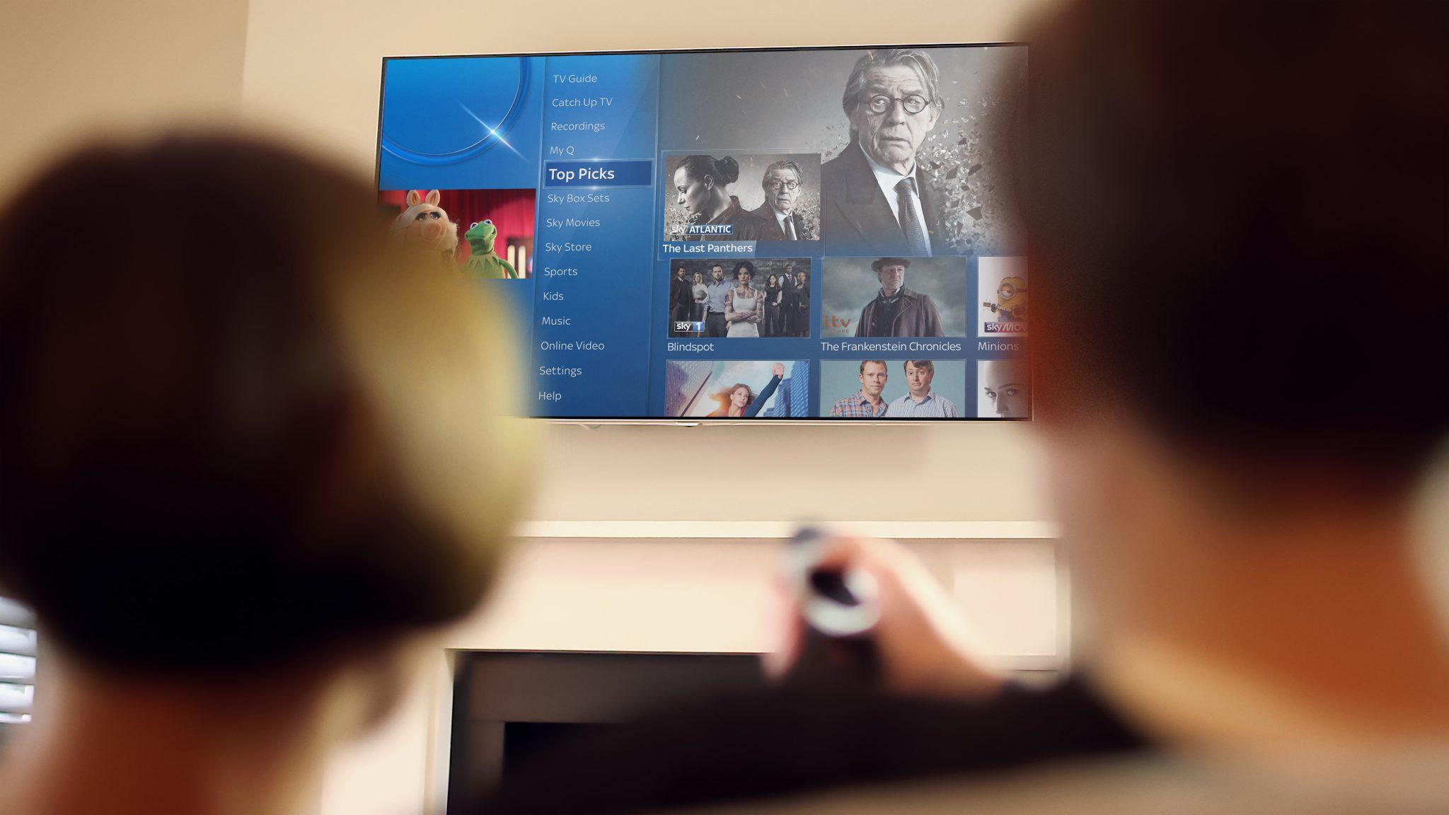 Sky Deutschland adds YouTube, ARTE apps to Sky Q – Digital