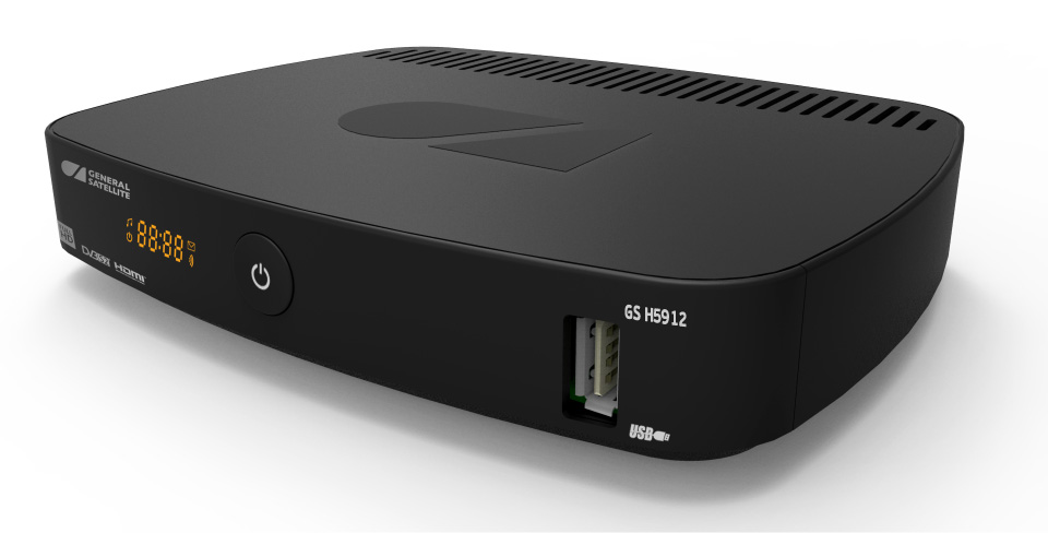 GS Group launches General Satellite-branded IPTV box