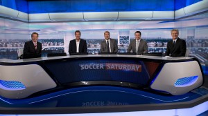 Soccer Saturday 29/09/2012