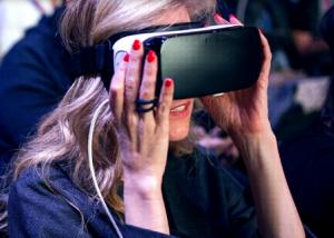 Virtual reality VR Edinburgh Digital Entertainment Festival