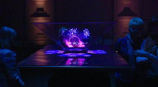 bbc holographic