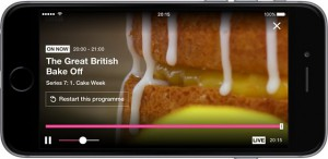 iplayer live restart mobile