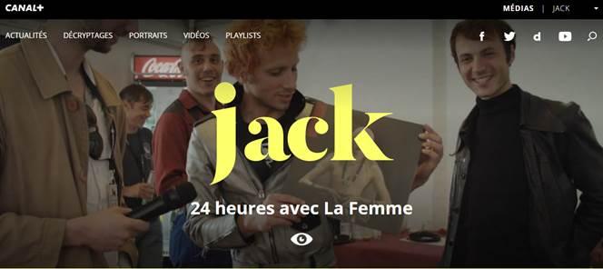 Jack canal+