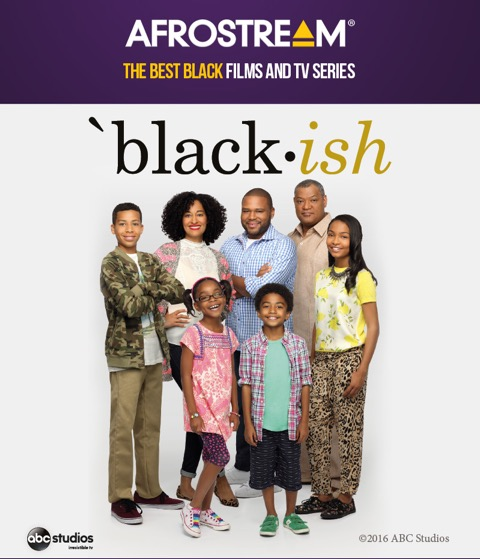Afrostream black-ish