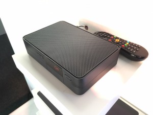 Virgin Media's V6 box