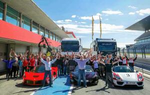 Amazon auto show, The Grand Tour