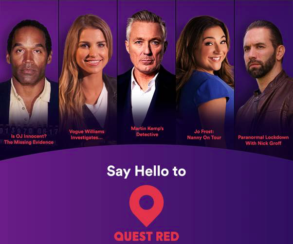 Quest and Quest Red launch on Freesat – Digital TV Europe