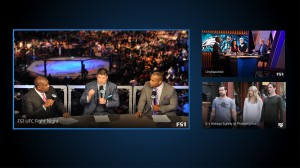 Playstation Vue multiview
