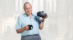 david attenborough vr virtual reality hologram