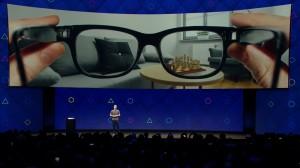 Mark Zuckerberg discusses AR at F8 2017