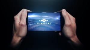 MTG viareal VR app on device