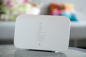 The Speedport Smart router