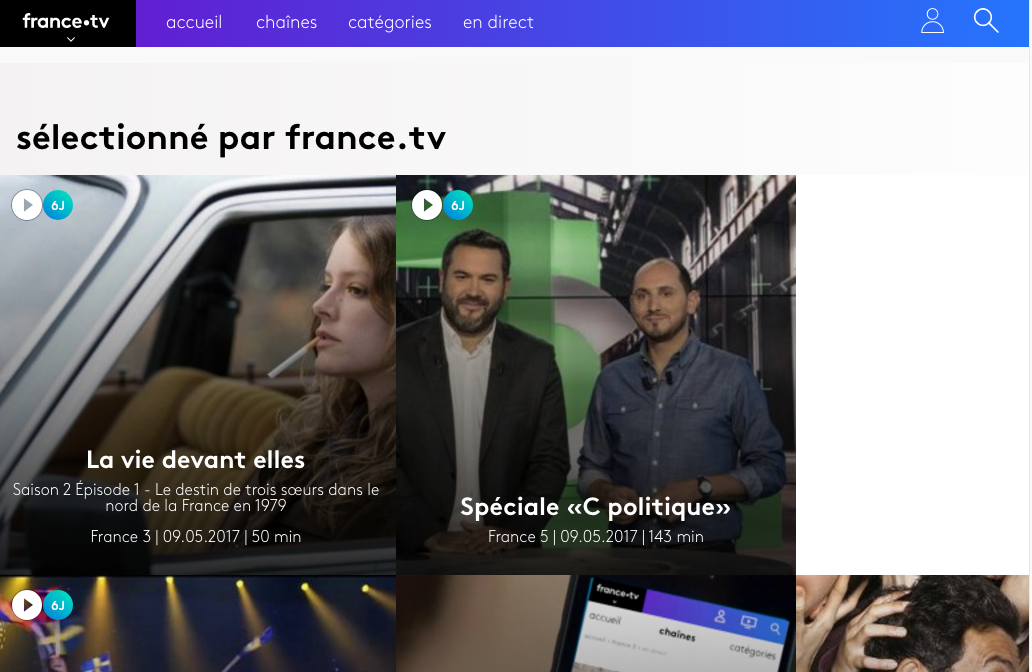 video sur francetv pluzz