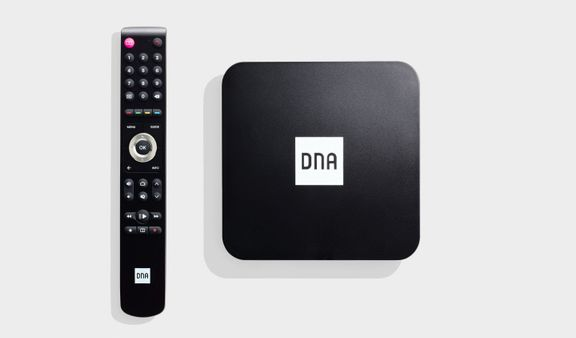 Finland's DNA launches Android set-top box – Digital TV Europe