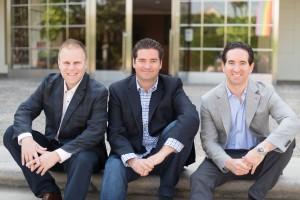 Josh Heald, Jon Hurwitz, and Hayden Schlossberg