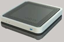 Movistar's 4K UHD box