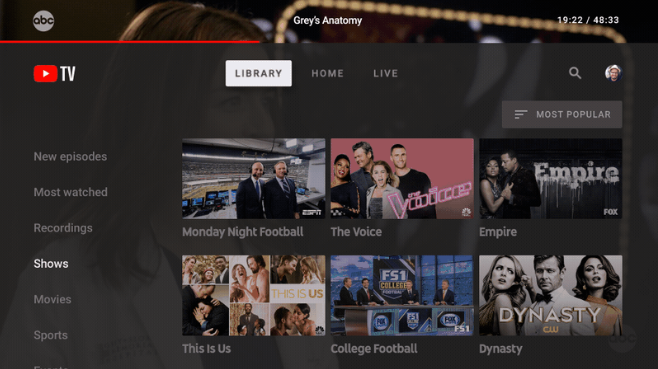 YouTube TV Ads To Be Sold Via Google Preferred