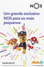 Nick Jr Portugal NOS