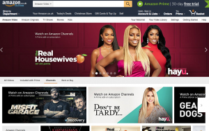 Amazon Channels