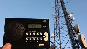 BBC DAB Radio Transmitter
