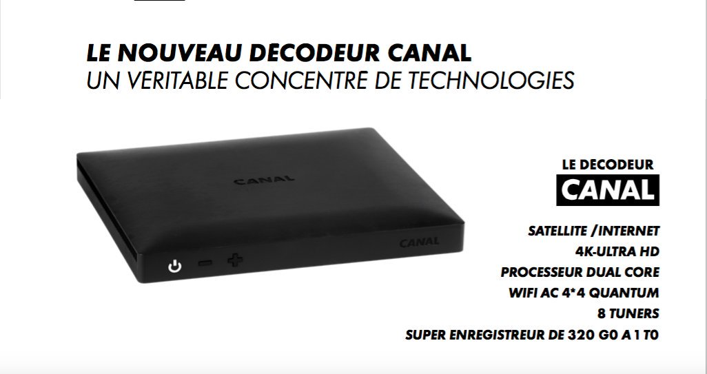 Canal+ selects Nagra to secure its 4K Ultra HD offer – Digital TV Europe