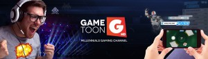 Gametoon HD channel