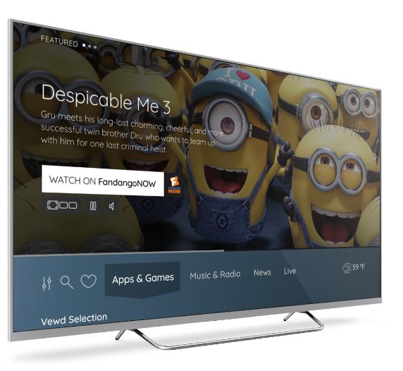 telefunken smart tv apps download