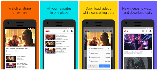 YouTube Go app rolls out to 130 more countries – Digital TV